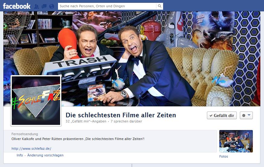 SchleFaZ – Die schlechtesten Filme aller Zeiten