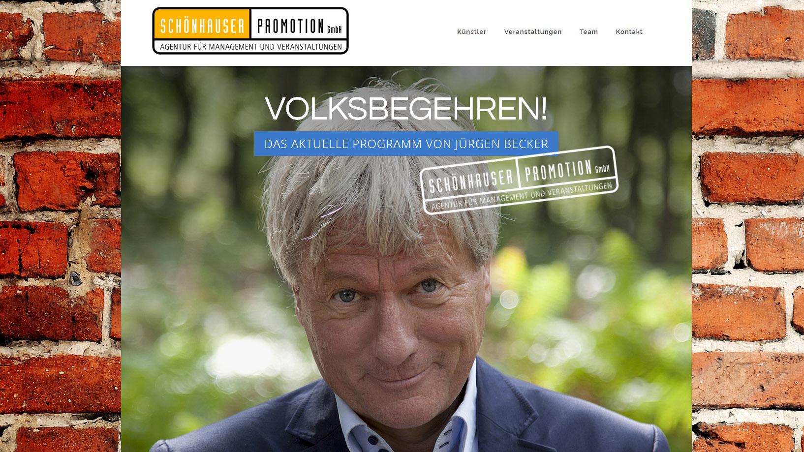 Schönhauser Promotion