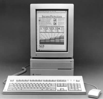 Today in Apple history: Macintosh Portrait Display goes large (and vertical)