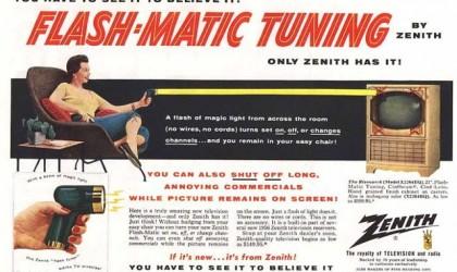 Flash-Matic-Anzeige
