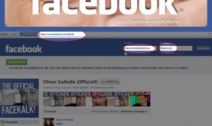 Juni 2011 - wir müssen noch sehr ausführlich erklären, wie man sich überhaupt bei Facebook einloggt. Gleichzeitig schalten wir erste Teaser auf Kalkofes offizieller Website. Die Facebookseite hat zu diesem Zeitpunkt 214 Fans. Zwei Jahre später sind es 100.000.