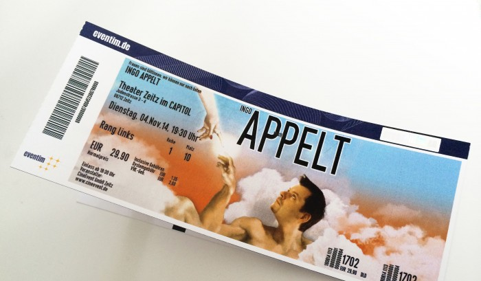 EVENTIM-Fanticket für Ingo Appelt