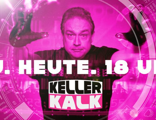 TELE 5 legt nach mit Oliver Kalkofe